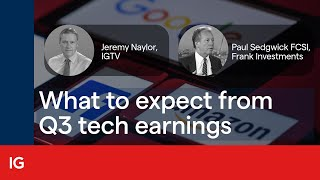 FD TECH PLC ORD 0.5P What to expect from Q3 tech earnings