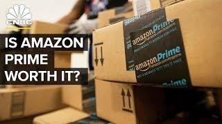 AMAZON.COM INC. Is Amazon Prime Worth $119?   CNBC