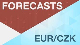 EUR/CZK Pronostic pour l'EUR/CZK