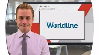 ATOS Bourse - WORLDLINE, Atos cède 50% de sa participation- IG 31.10.2019