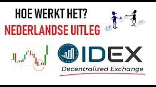 IDEX MEMBERSHIP IDEX EXCHANGE UITLEG: BASIS (BEGINNERS)