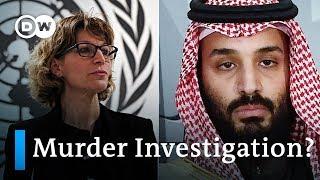 Khashoggi killing: UN report demands investigation into Saudi Prince Bin Salman   DW News