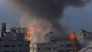Konflikt Israel-Palästinenser: Zivilisten sterben weiter durch Raketen und Luftangriffe