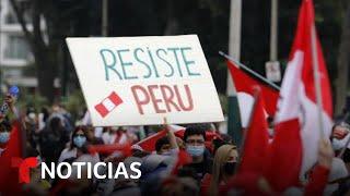 Incertidumbre en Perú a una semana de las elecciones | Noticias Telemundo