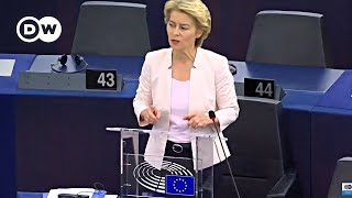AMP LIMITED EU Parliament live: Statement by the candidate for President of the Commission & debate
