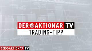 ELECTRONIC ARTS INC. Trading-Tipp: Electronic Arts - jetzt wird es charttechnisch richtig spannend