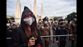 Harry Potter ingezet bij megaprotesten tegen steenrijke Thaise koning