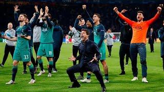 AJAX Himmlisches Tottenham, Ajax in der Hölle