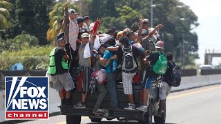 Are Democrats and 'weak laws' to blame for migrant caravan?