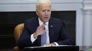TELEFONICA Biden propone una cumbre a Putin para tratar la crisis en Ucrania durante una llamada telefónica