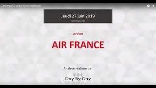 AIR FRANCE -KLM AIR FRANCE : double creux en formation