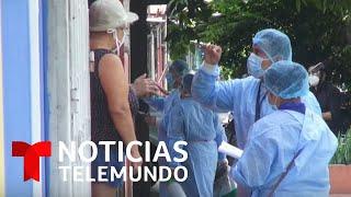 El Salvador lanza un plan piloto contra el COVID-19
