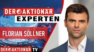 "BITCOIN Söllner: ""Rubikon überschritten"": DAX, Bitcoin, SAP, Tesla, Plug Power, JinkoSolar, Varta"
