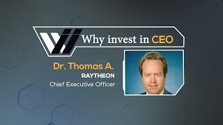 RAYTHEON COMPANY Dr Thomas A Kennedy-Raytheon