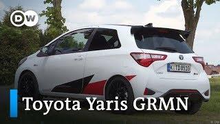 TOYOTA MOTOR CORP. Klein aber heftig - Toyota Yaris GRMN | Motor mobil