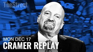 JOHNSON & JOHNSON Jim Cramer on Johnson & Johnson, the Santa Claus Rally and the State of Gold