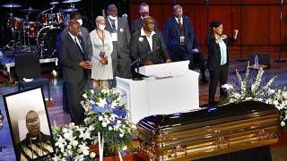 Minneapolis: Bewegende Trauerfeier für George Floyd