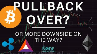 BITCOIN Is the pullback in Bitcoin done?  Several Alts remain strong - XRP, BAT, BNB and more
