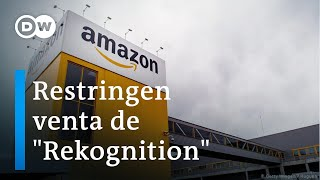 AMAZON.COM INC. Amazon: prohibición a la policía de EE. UU.
