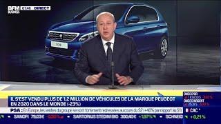 PEUGEOT Jean-Philippe Imparato (Peugeot) : Quels sont les défis de la marque Peugeot pour 2021 ?