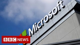 MICROSOFT CORP. China accused of cyber-attack on Microsoft - BBC News