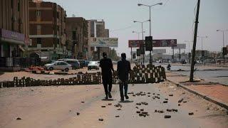 Coup d'État au Soudan : le Premier ministre ramené sous escorte à son domicile • FRANCE 24