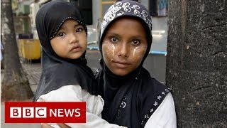 Myanmar Muslims: 'We're citizens too' - BBC News