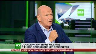 ALPHABET INC. CLASS A Google va payer 965 millions d'euros d'impôts à la France : «Tout le monde est gagnant»