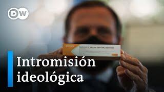 La política contamina a la vacuna en Brasil