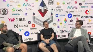 ETHEREUM [LIVE] Ethereum Community Conference 4