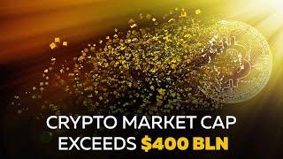 BITCOIN Crypto News: Crypto Hits Record Market Cap, Big Investors Buy Bitcoin, As Analysts Predict New Price
