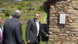LLEIDA Torra visita Estemariu, en Lleida