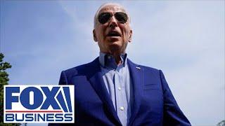 Biden approval rating 'in tough shape': Brad Blakeman