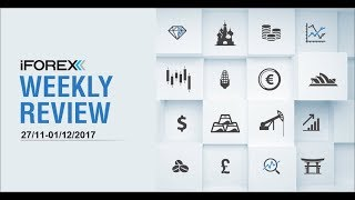 SANTANDER iFOREX Weekly review 27/11-01/12/2017: Santander Bank, Wall Street & JPMorgan