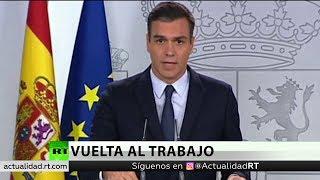 España: Cruce de críticas entre Sánchez e Iglesias tras la investidura fallida