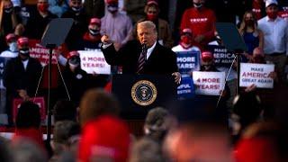 Live: Trump Holds Campaign Rally In North Carolina   NBC News