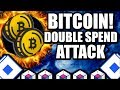 Bitcoin - Bitcoin Exploit. Double Spend Attack! Who Is At Risk?? BTC Volatility Index. Waves & Enigma Web 3.0
