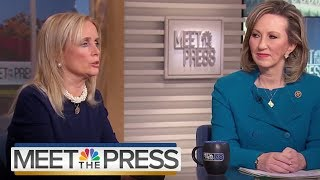 COMSTOCK RESOURCES INC. Full Comstock & Dingell: 'I Don't Know A Woman That Doesn't Have A Story' | Meet The Press |NBC News