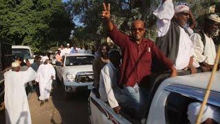 Manifestantes marchan en Jartum para exigir la dimisión del Gobierno de transición