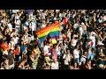 Hongrie : une marche des fiertés à Budapest pour protester contre la loi anti-LGBT • FRANCE 24