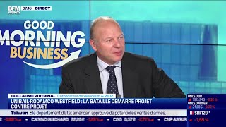 AMP LIMITED Guillaume Poitrinal (Woodeum & WO2): Unibail-Rodamco-Westfield, une bataille projet contre projet