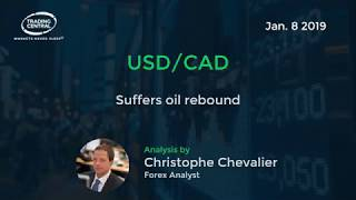 USD/CAD USD/CAD: Suffers oil rebound
