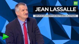 Jean Lassalle : «La France ne supporte plus le double langage du président Macron»