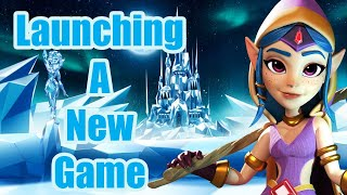 Launching A New Game
