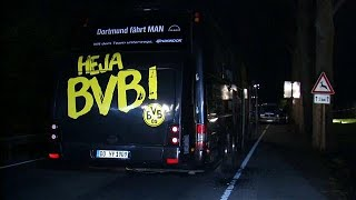 BORUSSIA DORTMUND Borussia Dortmund bus attacker charged with 28 counts of attempted murder