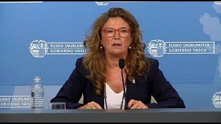 El Gobierno Vasco establece el cierre perimetral de Euskadi