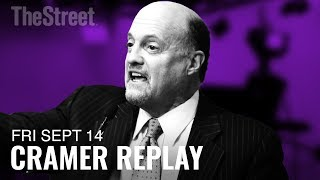 ADOBE INC. Jim Cramer on Goldman Sachs, Sears, Adobe and Coupa