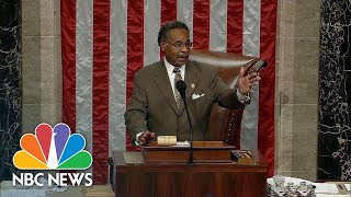 Representative Emanuel Cleaver: 'I Abandon The Chair' Over Partisan Rules Debate | NBC News