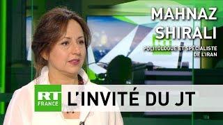 Mahnaz Shirali : «La France se veut une médiatrice entre l'Iran et les Etats-Unis»