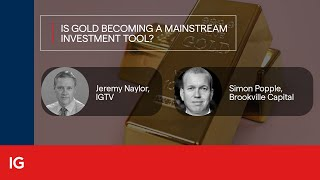 GOLD - USD Is gold becoming a mainstream investment tool?